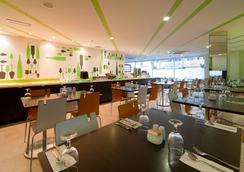 康帕斯酒店集團旗下薩查清真寺希庭酒店 - 吉隆坡 - 吉隆坡 - 餐廳