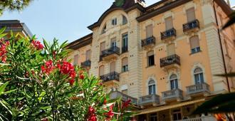 Hotel Victoria au Lac - Lugano - Edificio
