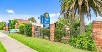 Comfort Inn Greensborough - Melbourne - Vista del exterior