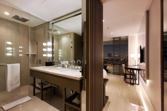 Hotel Entra Gangnam - Soul - Kylpyhuone