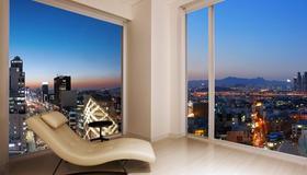 Hotel Entra Gangnam - סיאול - מרפסת
