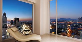 Hotel Entra Gangnam - Seúl - Balcón