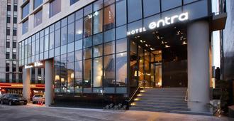 Hotel Entra Gangnam - Seoul - Toà nhà