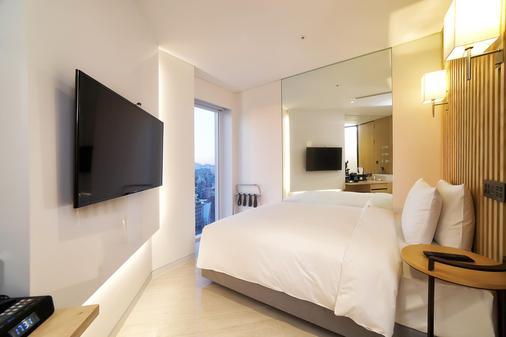 Hotel Entra Gangnam - Seoul - Phòng ngủ