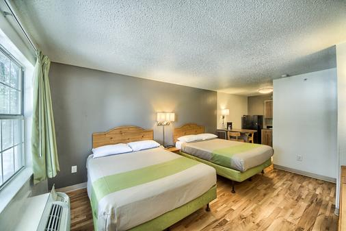 Studio 6 San Antonio Medical Ctr - San Antonio - Bedroom