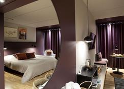 Hotel Britannia - Esbjerg - Schlafzimmer