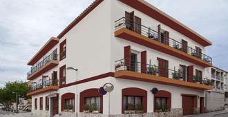 Hostal Residencia Catalina - Palamós - Edifício
