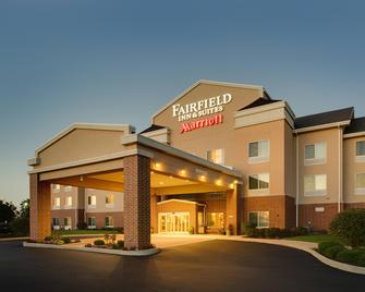 Fairfield Inn and Suites by Marriott Ottawa Starved Rock Area - Ottawa - Gebäude