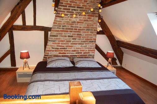 La Chaiserie - Clef-Vallée-d'Eure - Bedroom