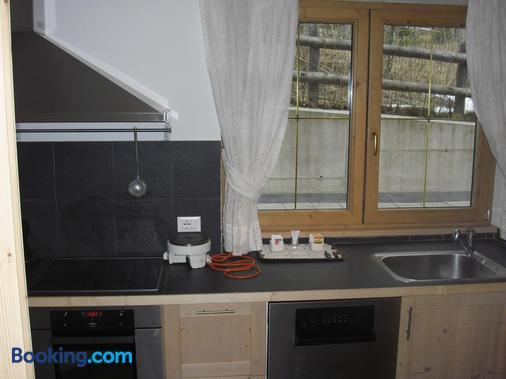 Hotel Casa Del Campo - Pinzolo - Kitchen