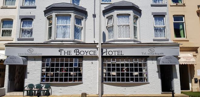 Boyce Hotel - Blackpool - Bâtiment