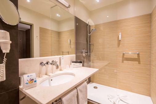 Best Western Hotel Schlossmühle - Quedlinburg - Bathroom