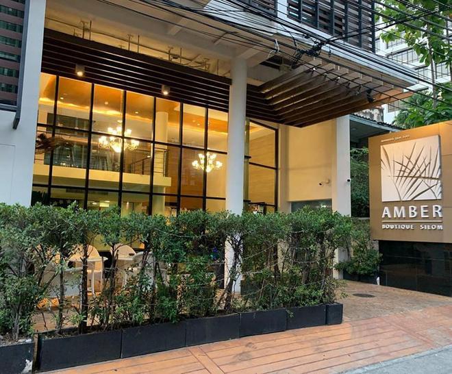 安布爾席隆精品飯店 - 曼谷 - 建築