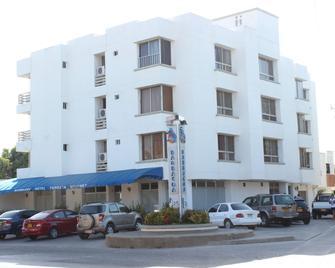 Barbacoa Hotel - Riohacha - Edificio