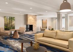 Fairfield Inn & Suites Reno Sparks - Sparks - Living room