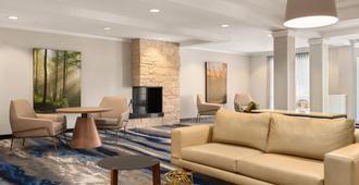 Fairfield Inn & Suites Reno Sparks - Sparks - Wohnzimmer