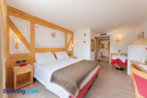 Piz Galin Grand Hotel Family & Wellness - Andalo - Bedroom