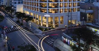 Jr Kyushu Hotel Blossom Naha - Naha - Rakennus