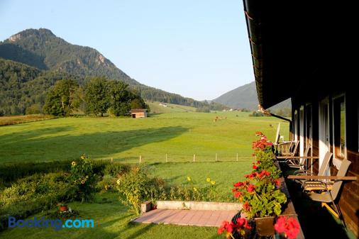 Pension Rauschberghof - Ruhpolding - Balcony