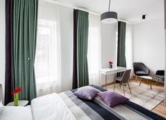 Apart Hotel Code 10 - Lviv - Bedroom