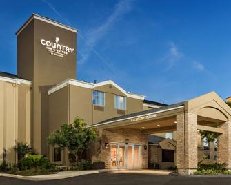 Country Inn & Suites San Antonio Med Ctr - San Antonio - Building