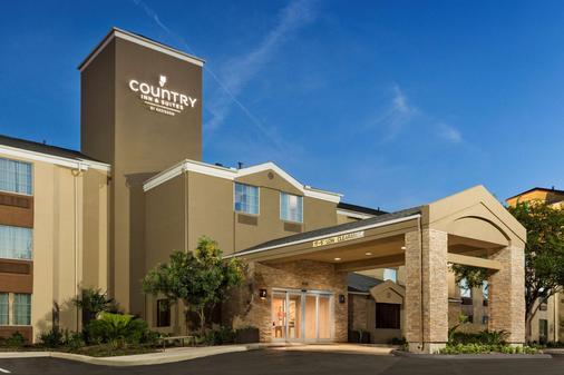 Country Inn & Suites San Antonio Med Ctr - San Antonio - Edifício