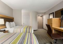 Country Inn & Suites San Antonio Med Ctr - San Antonio - Quarto