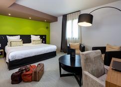 Hotel Restaurant Spa Ivan Vautier - Caen - Bedroom