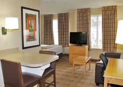 Extended Stay America - Chicago - Naperville - East - Naperville - Bedroom