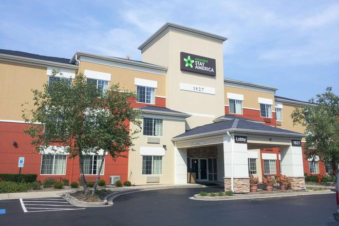 Extended Stay America - Chicago - Naperville - East - Naperville - Building