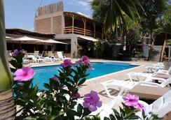 Hotel El Huacachinero - Ica - Piscine