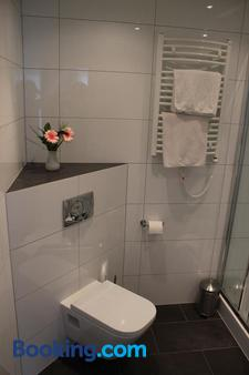 Hotel Restaurant Kromberg - Remscheid - Bathroom