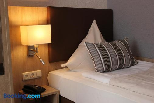 Hotel Restaurant Kromberg - Remscheid - Bedroom