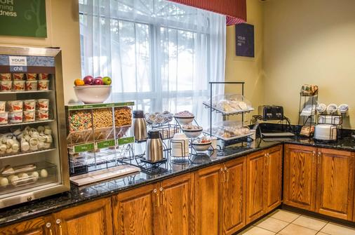 Comfort Inn and Suites Mobile near Eastern Shore Centre - Daphne - Buffet