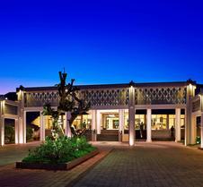 เชอราตัน บันดุง - โรงแรมและอาคาร