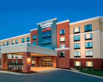 Fairfield Inn & Suites by Marriott Lynchburg Liberty University - Lynchburg - Edificio