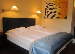 Central Hotel - Freiburg im Breisgau - Soveværelse