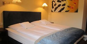Central Hotel - פרייבורג אים ברייסגאו - חדר שינה