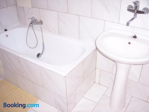 Pension Baron - Vrchlabí - Bathroom