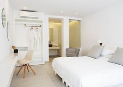 Paradise View Hotel - Platis Gialos - Makuuhuone