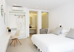 Paradise View Hotel - Platis Gialos - Bedroom