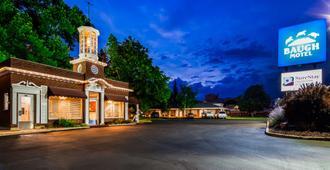 Baugh Motel, SureStay Collection by Best Western - Logan - Edificio