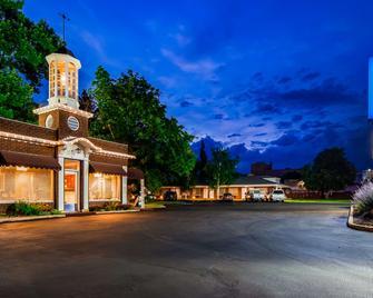 Baugh Motel, SureStay Collection by Best Western - Logan - Edifício