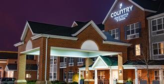 Country Inn & Suites by Radisson, Milwaukee W, WI - Brookfield - Gebouw