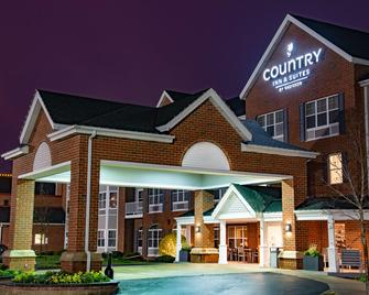 Country Inn & Suites by Radisson, Milwaukee W, WI - Brookfield - Building