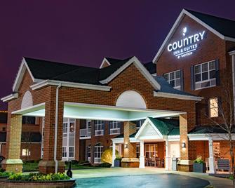 Country Inn & Suites by Radisson, Milwaukee W, WI - Brookfield - Rakennus
