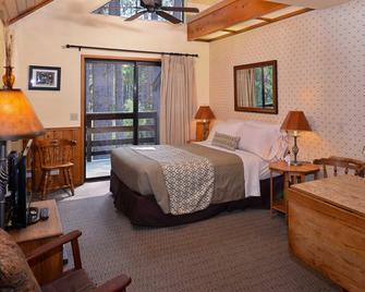 Quiet Creek Inn - Idyllwild - Slaapkamer