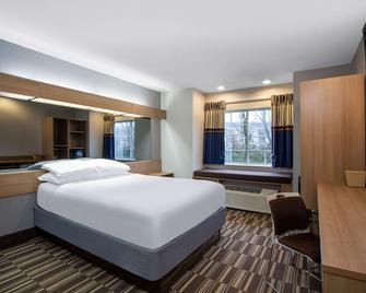 Microtel Inn & Suites by Wyndham Matthews/Charlotte - Matthews - Slaapkamer