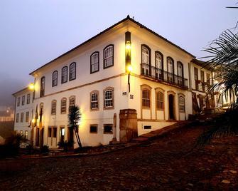 Hotel Luxor - Ouro Preto - Edifício