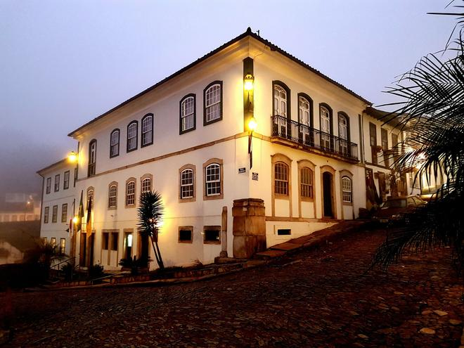 Hotel Luxor - Ouro Preto - Toà nhà